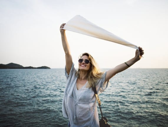how to be happy woman