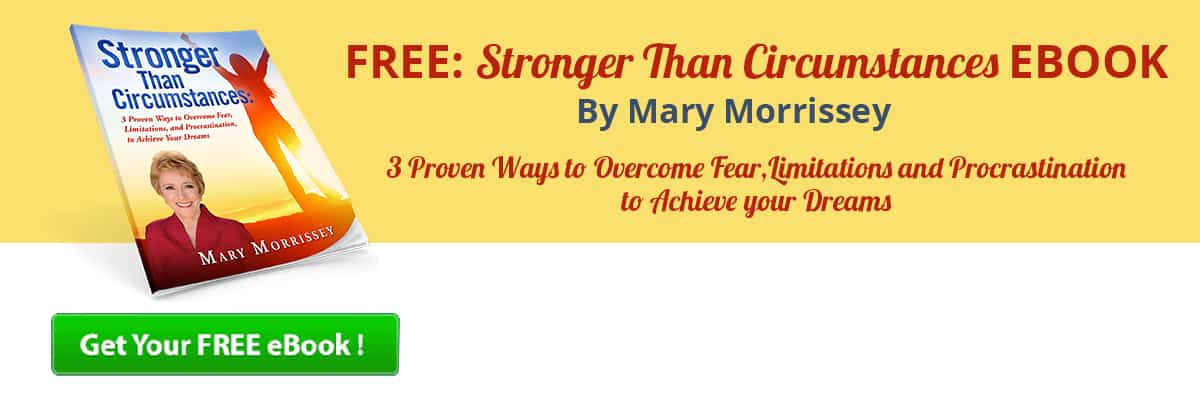 Stronger Than Circumstances eBook by Mary Morrissey