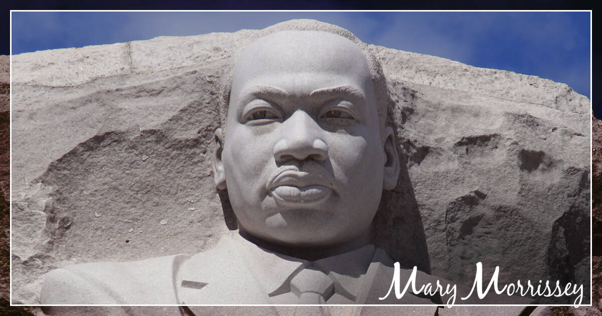 lessons from martin luther king jr mary morrissey