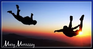 how to have self confidence skydive