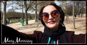 love and forgiveness woman selfie