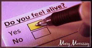 purpose in life feel alive quiz