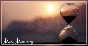 purpose in life hourglass