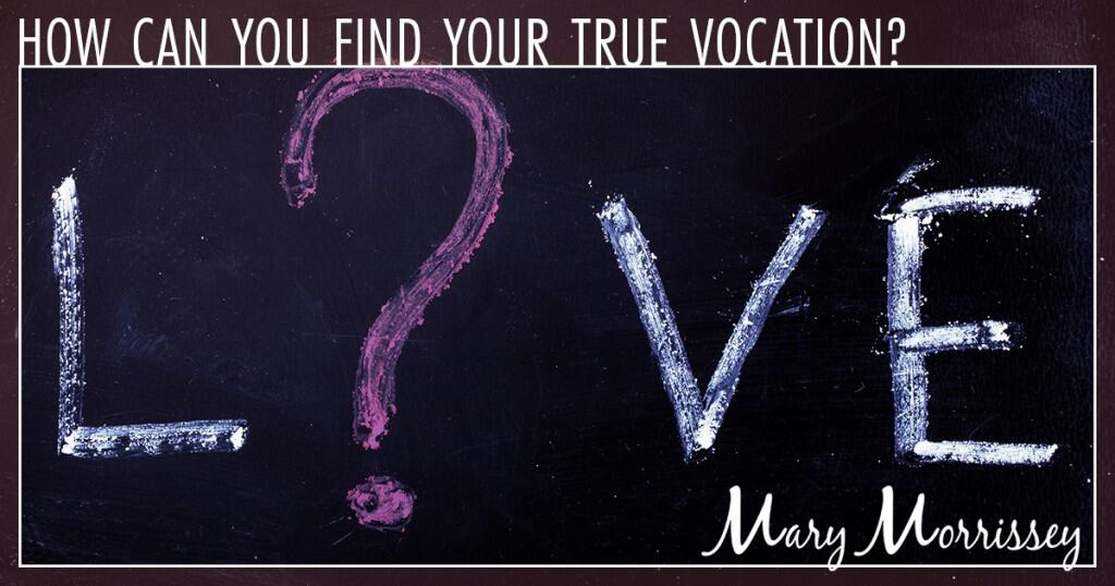 what is a vocation calling
