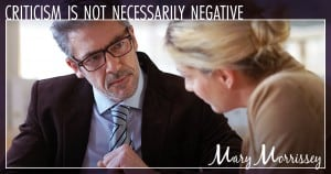 negative public criticism