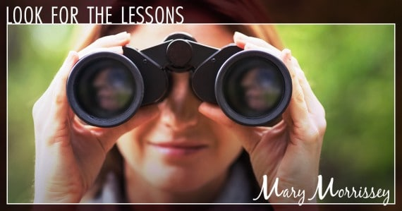 lesson in failure mary morrissey