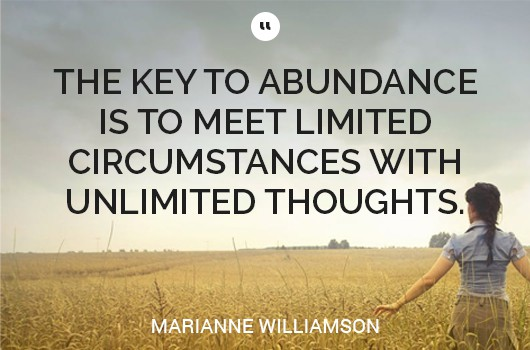 marianne-williamson-abundance-quote