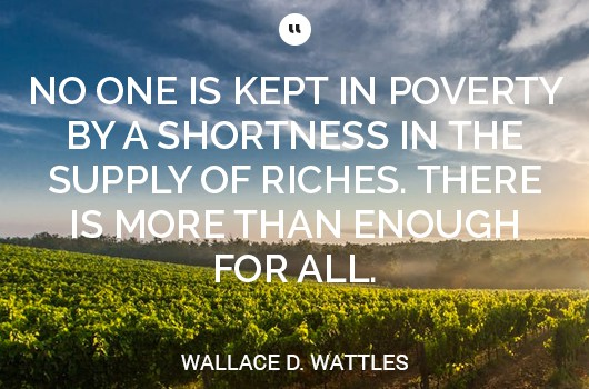 wallace-wattles-abundance-quote