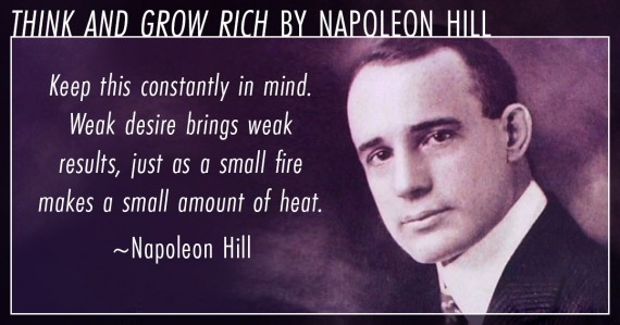 books on abundance napoleon hill