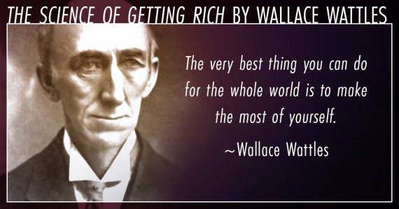 books on abundance wallace wattles