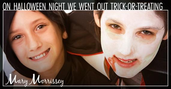 mary morrissey halloween