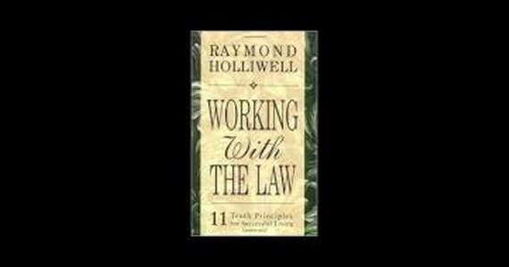 raymond holliwell working with the law