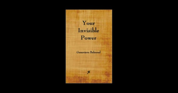 your invisible power genevieve behrend