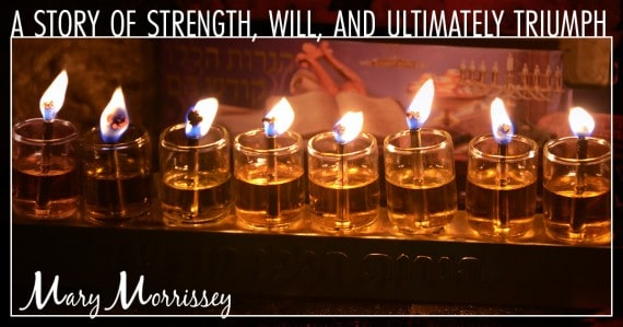 hanukkah story candles