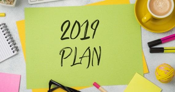writing goals plan
