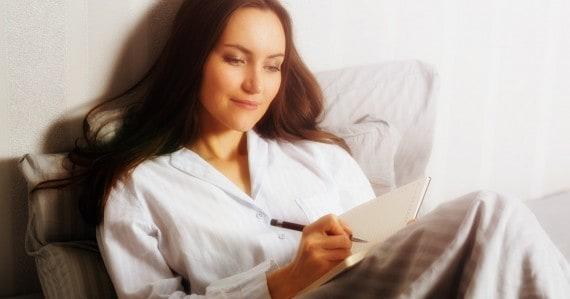 Bedtime Routine gratitude