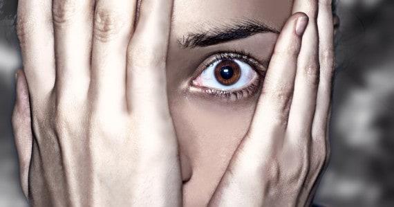 Overcome Fears eye