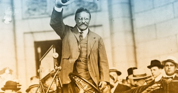 how to be successful teddy roosevelt