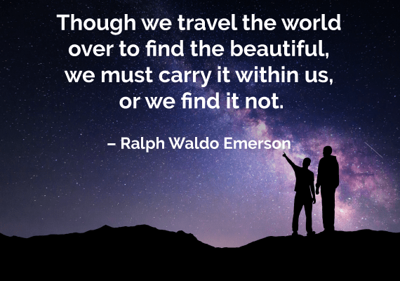 law of attraction quote ralph waldo emmerson