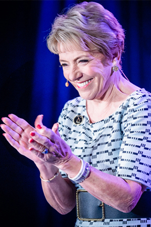 Mary Morrissey, speaker, best-selling author and elite teacher in personal development. Founder and owner of Life Mastery Institute®