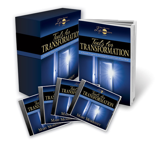 Tools For Transformation Digital Course featuring Mary Morrissey