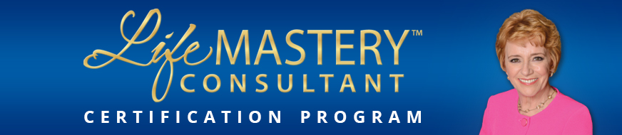 Life Mastery Consulting Certification Fall Training Mary